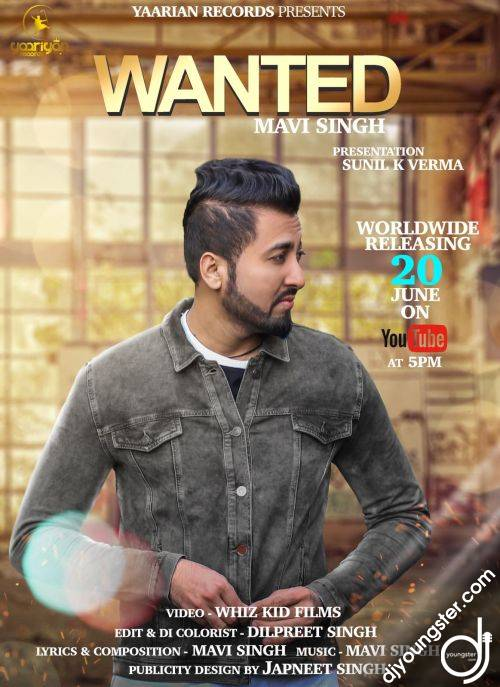 Wanted Mp3 Mavi Singh Song Download Djyoungster
