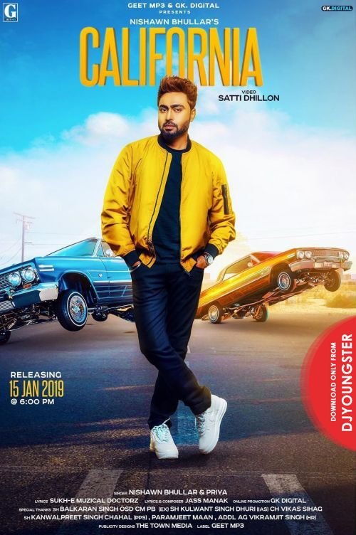 California Nishawn Bhullar Mp3 Download Djyoungster